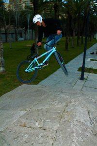 Filmer, Rider, nice guy Roman Abramov
