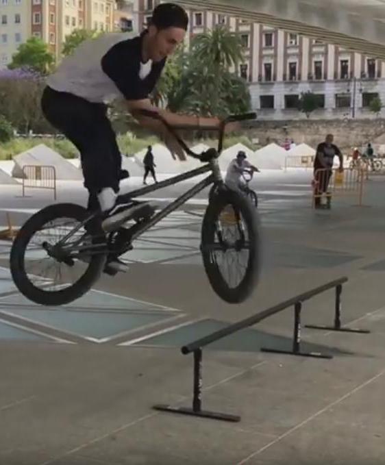 Subrosa Streetrail Contest , Bicimostra Valencia 2017