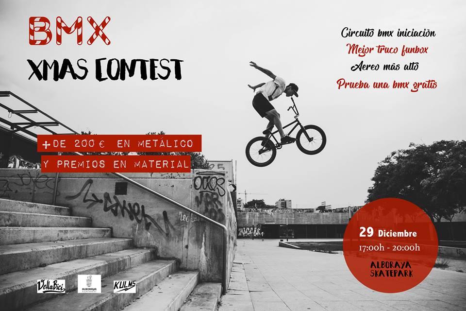Competi BMX navidad 2017