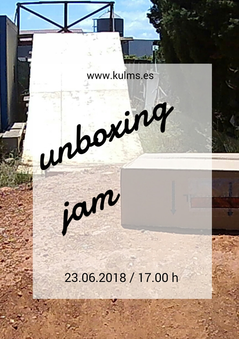 Unboxing KULMSCO