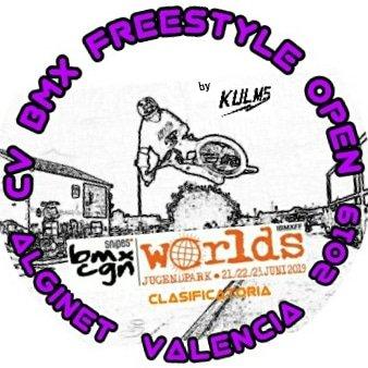 Comunidad Valenciana BMX Freestyle Open 2019