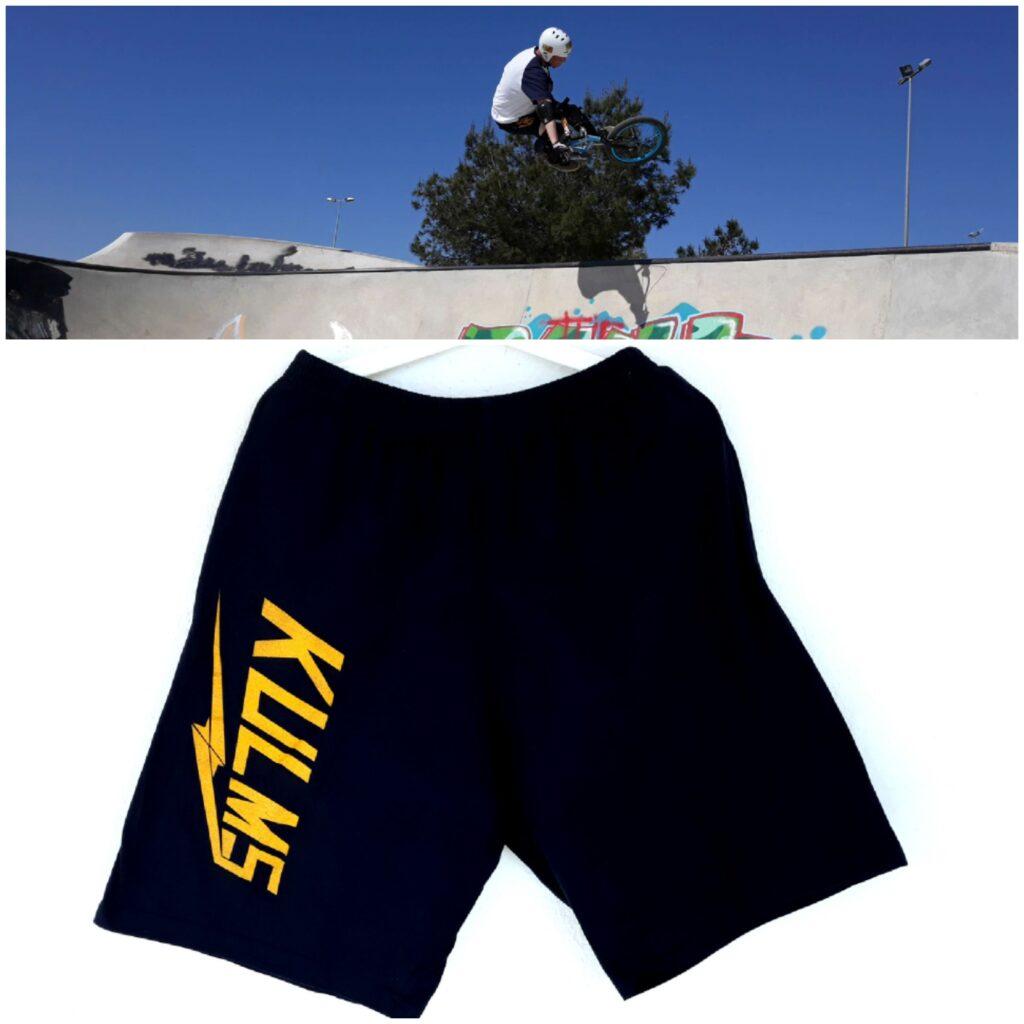 Bowl shorts